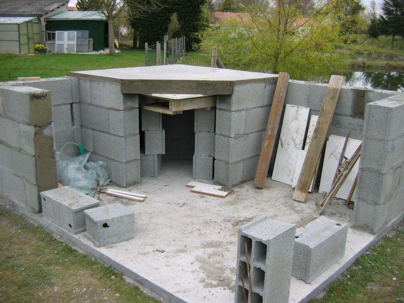 comment fabriquer un barbecue en parpaing maison design